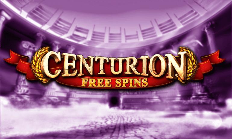 Centurion Free Spins Slot Wizard Slots