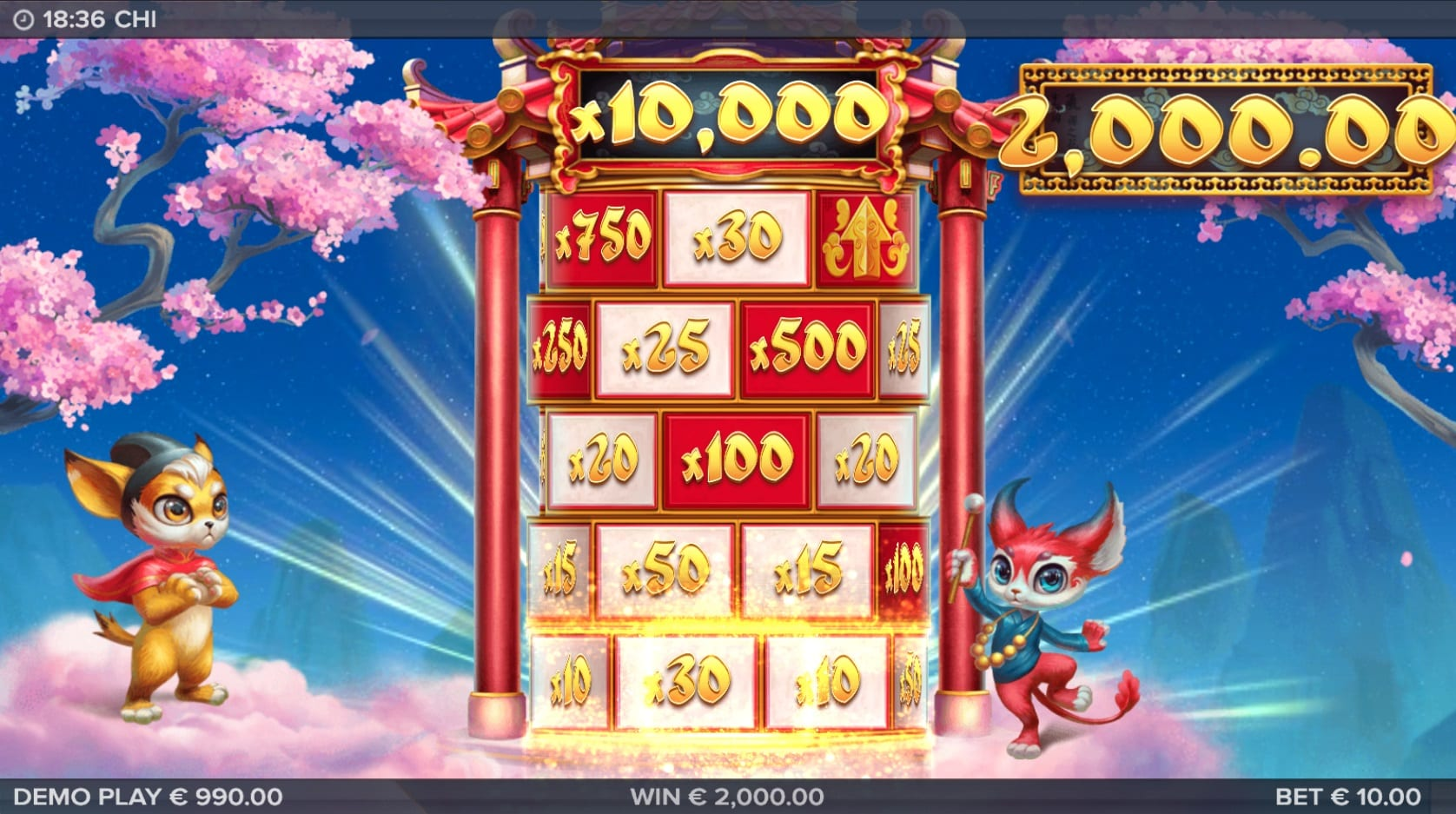 Chi Slot Wizard Slot Game