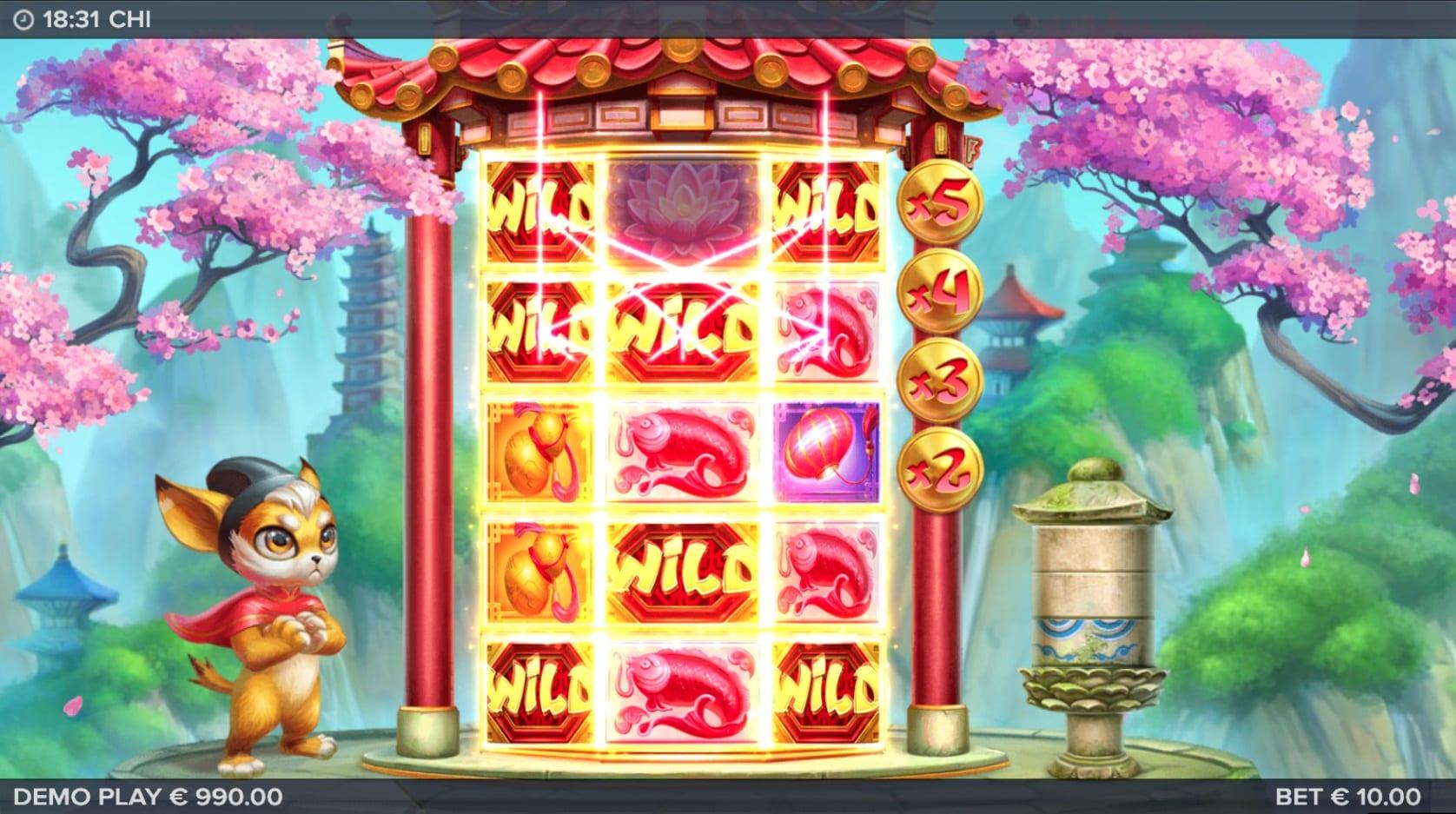 Chi Slot Wizard Slots