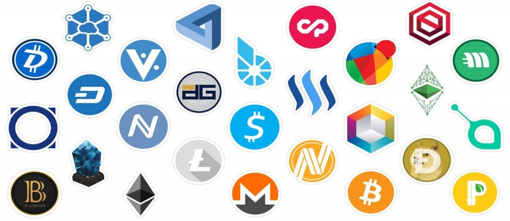 Cryptocurrencies Image