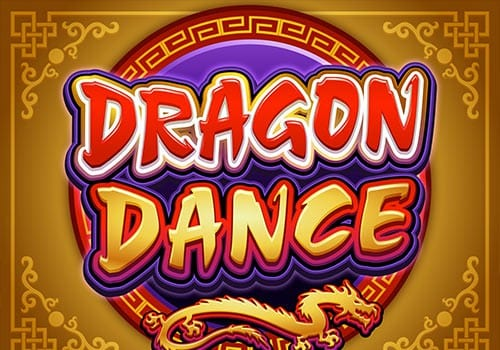 Dancing Dragon Spring Festival Slots game logo