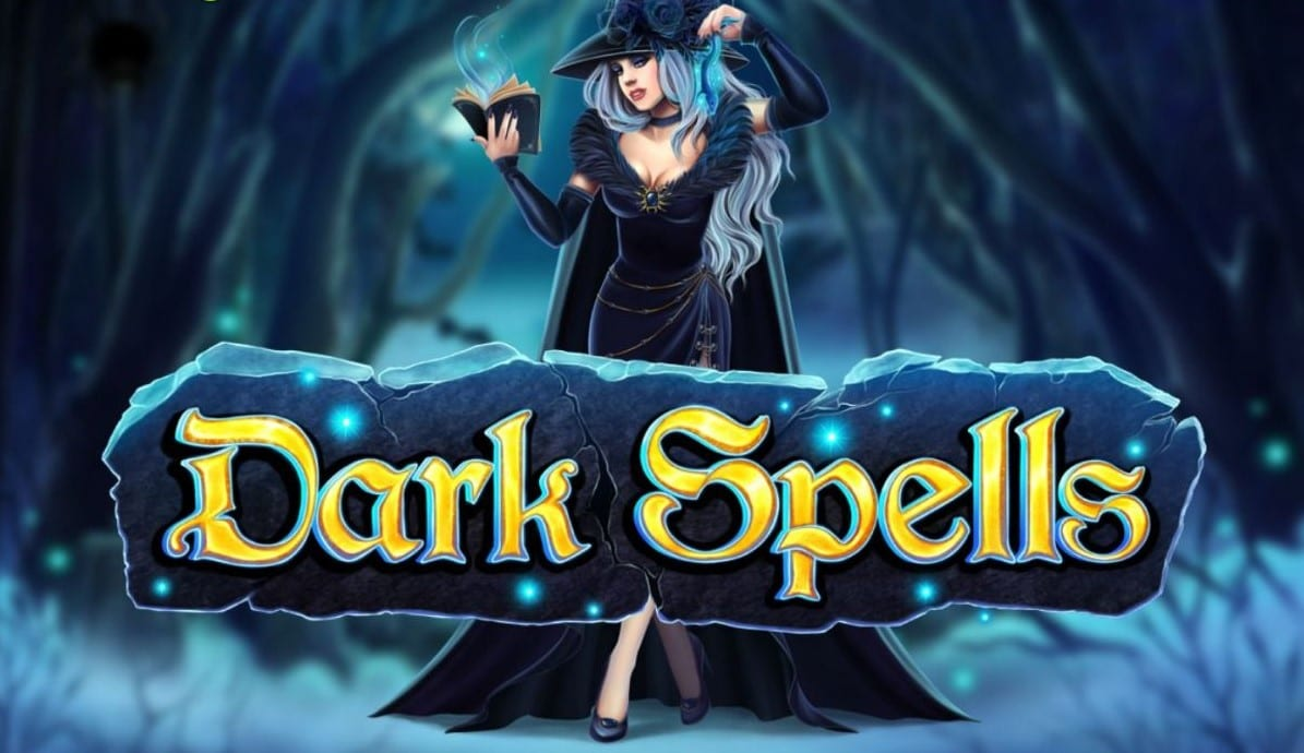 Dark Spells Slot Logo Wizard Slots