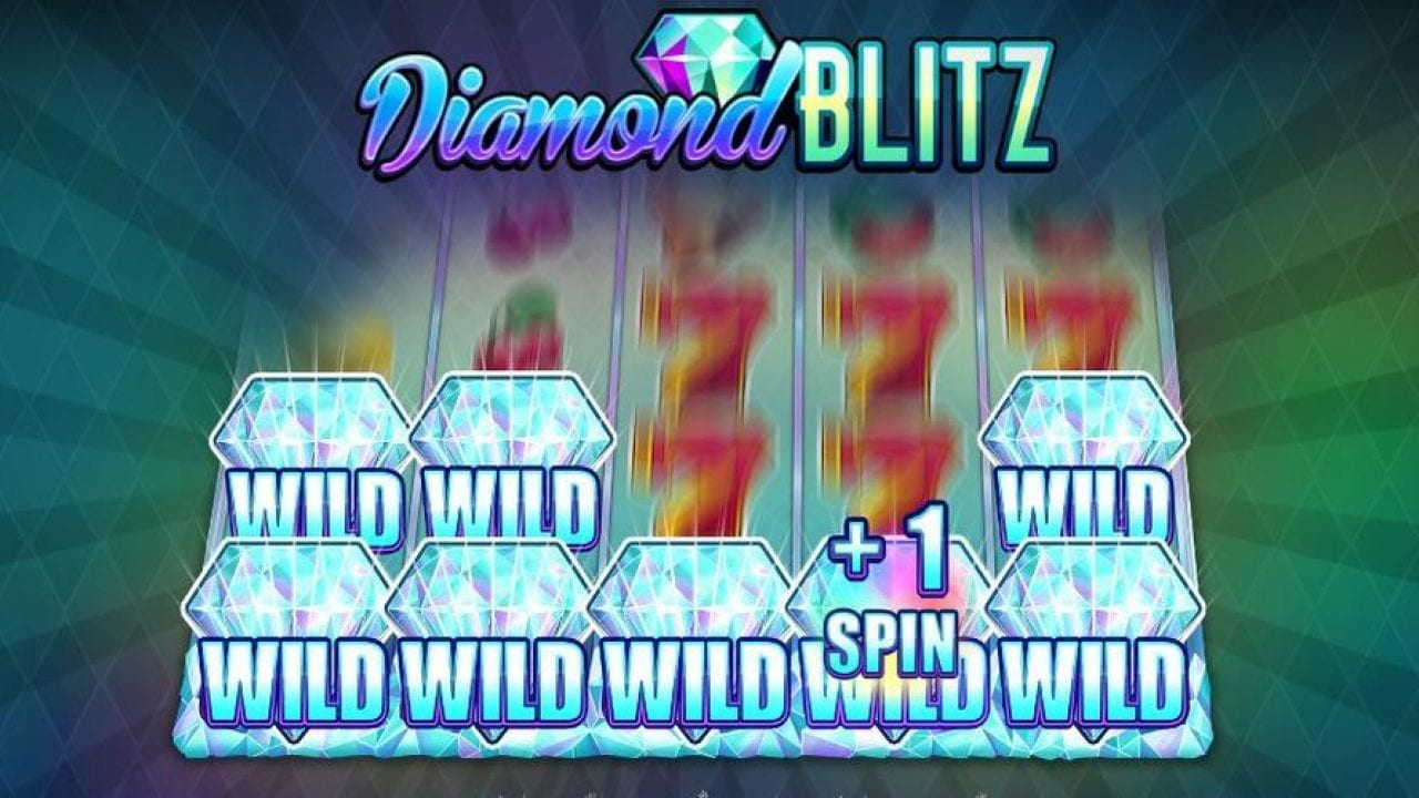 Diamond Blitz Slot Wilds