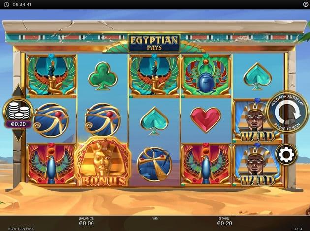 Egyptian Pays Slot Game