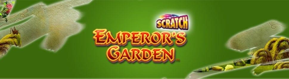 Scratch Emperors Garden Wizard Slots
