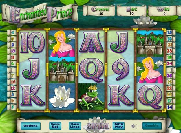 Enchanted Prince Slots game