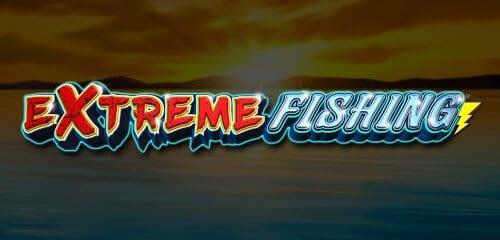Extreme Fishing Slot Logo Wizard Slots