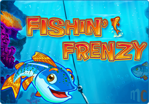 Fishin' Frenzy Slot game