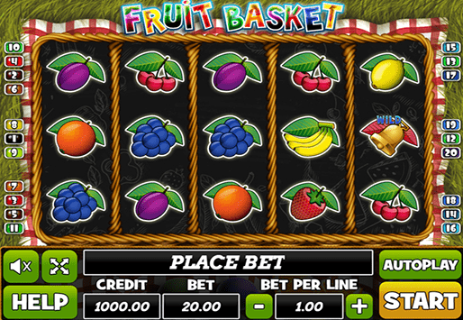 Fruit Basket Gameplay