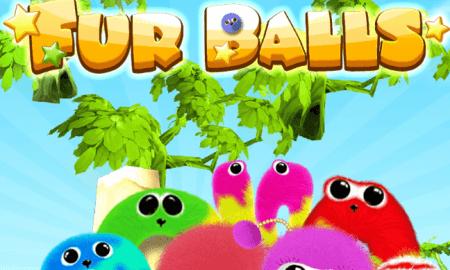 Fur Balls online slots game logo