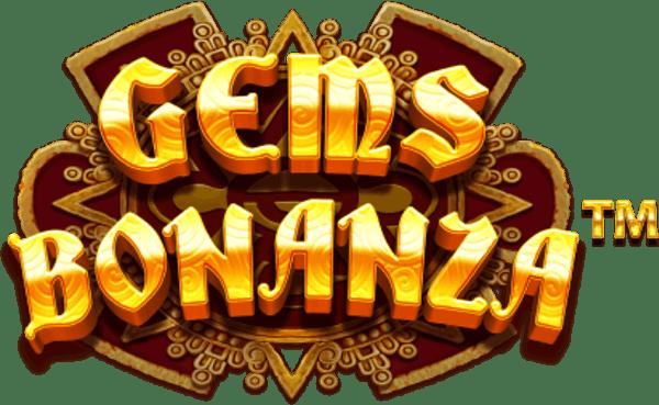 Gems Bonanza Slot Logo Wizard Slots
