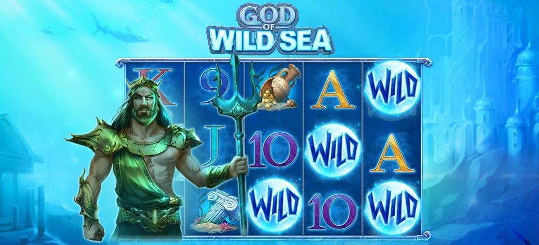 God of Wild Sea Slot Wizard Slots