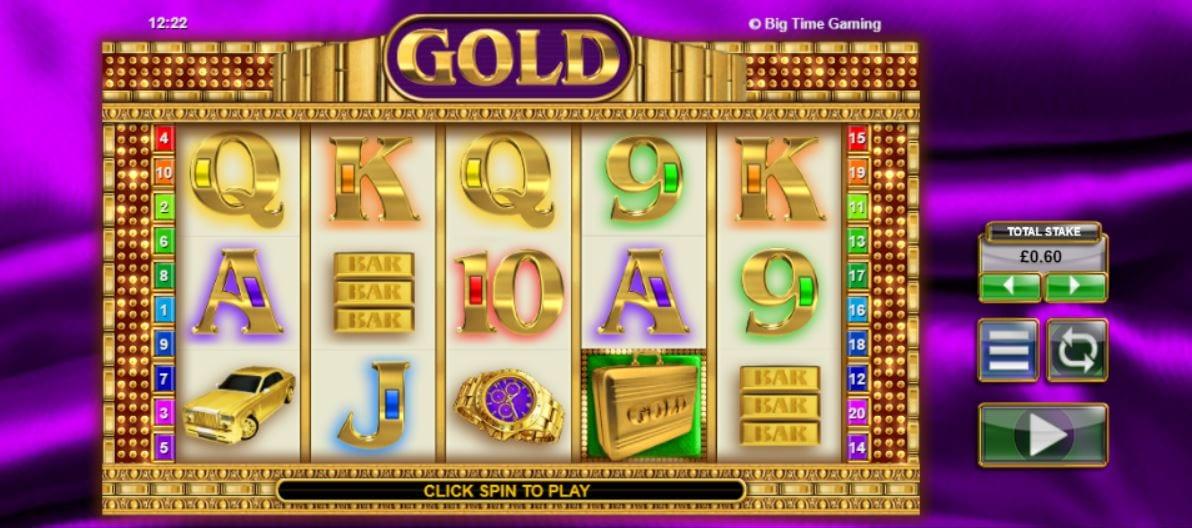 Gold Gameplay