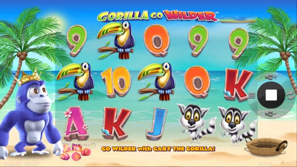 Gorilla Go Wilder Slot Wizard Slots