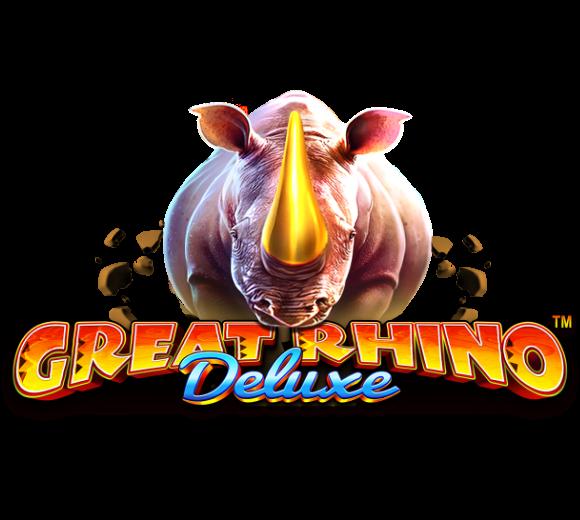 Great Rhino Deluxe Slot Wizard Slots