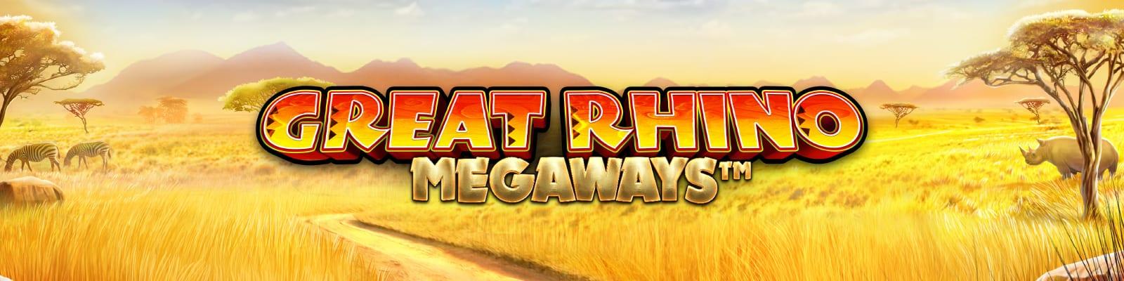 Great Rhino Megaways Slot Wizard Slots