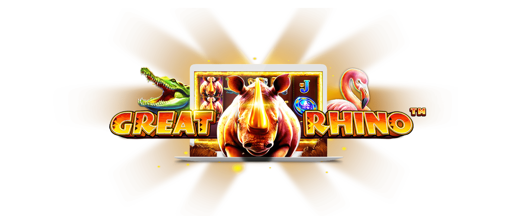 Great Rhino slots Wizard Slots