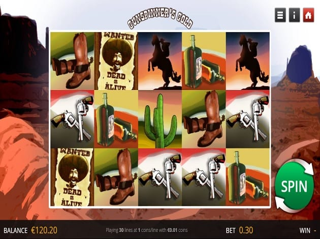 Gunspinners Gold FreeSlots