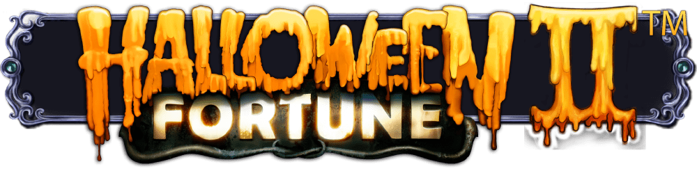 Halloween Fortune II Slot Logo Wizard Slots