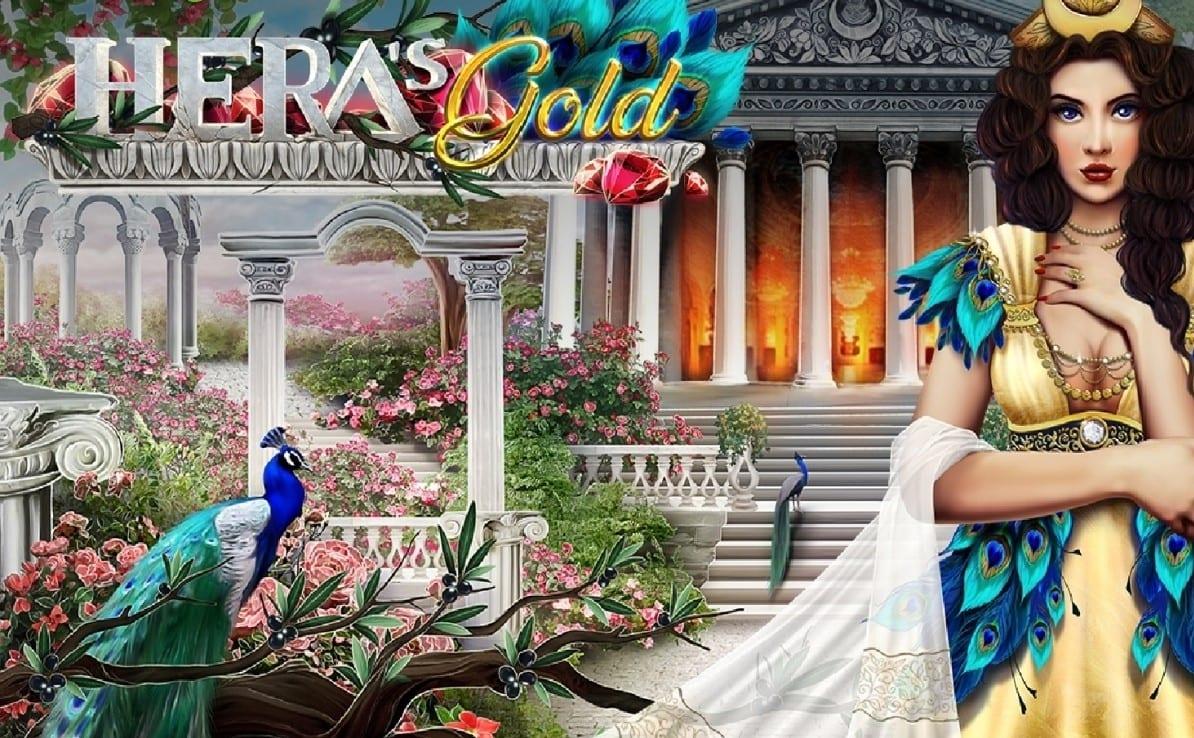 Hera's Gold Slots Wizard Slots