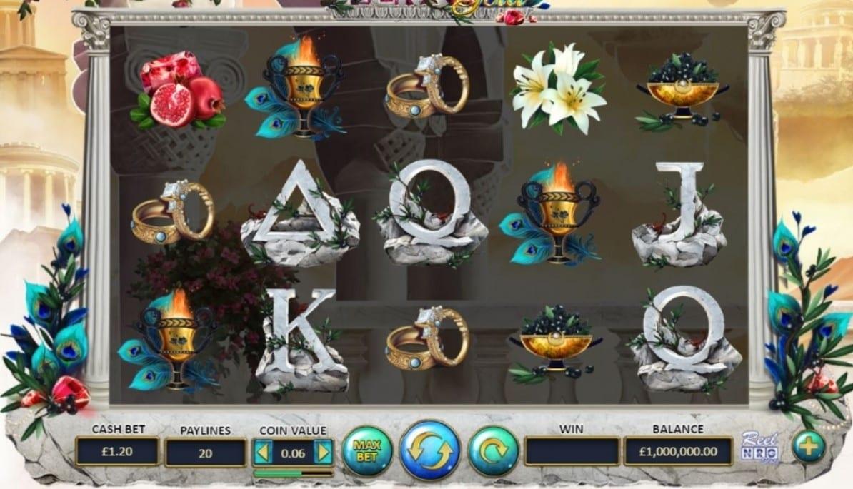 Hera's Gold Slots Game
