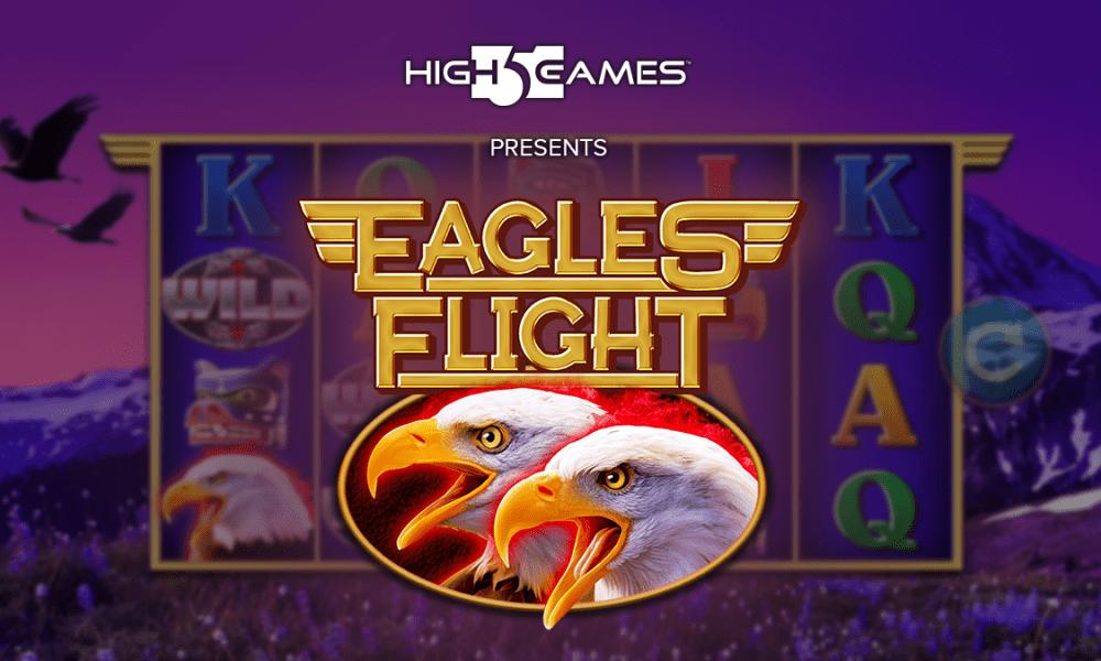 Eagles Flight Slots Wizard Slots
