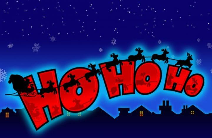 Ho Ho Ho Slots Wizard Slots