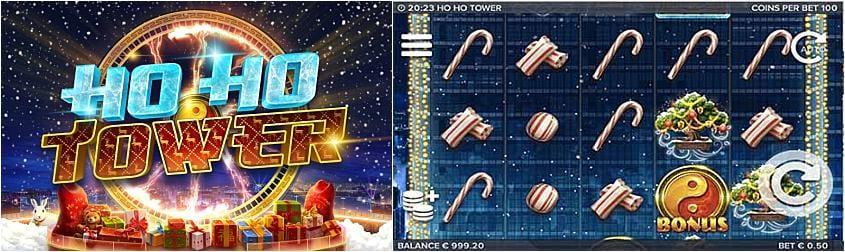 Ho Ho Tower online slots