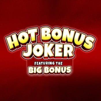 Hot Bonus Joker Slot Logo Wizard Slots