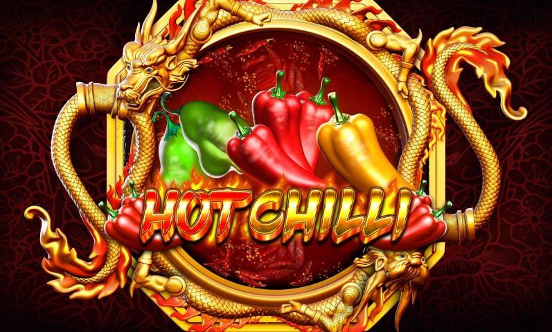 Hot Chilli Slot Logo