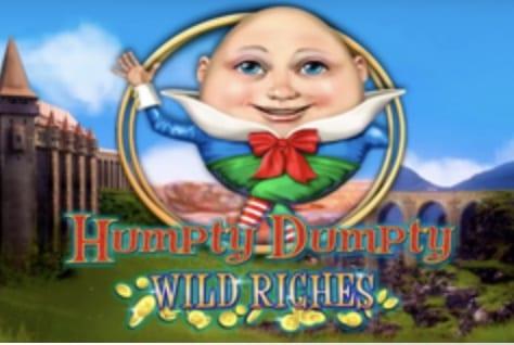 Humpty Dumpty slots game logo