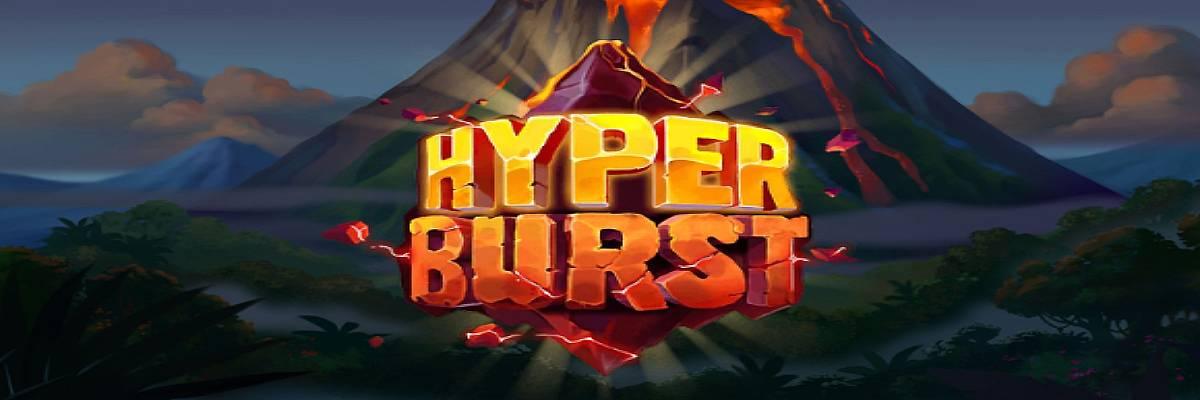 HyperBurst Slot Logo Wizard Slots