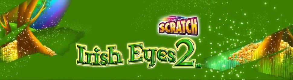 Scratch Irish Eyes 2 Wizard Slots