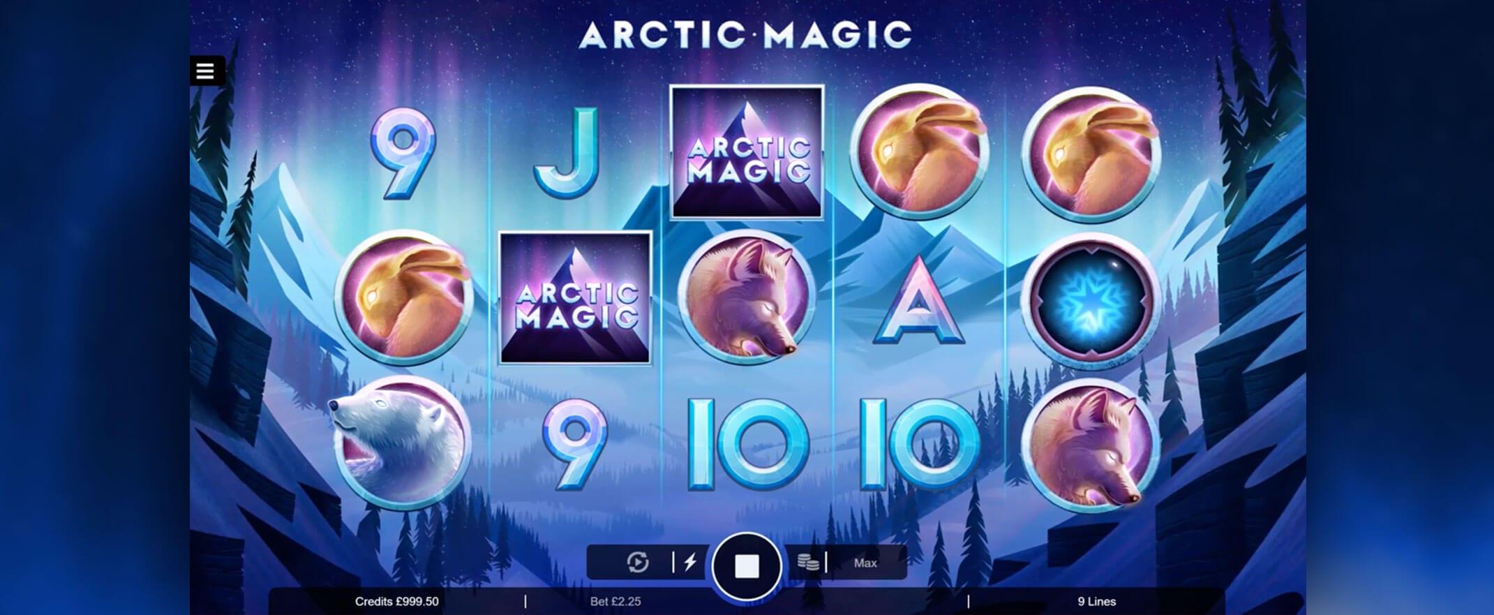 Arctic Magic Casino Game