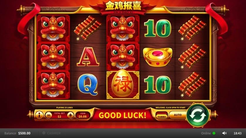 Jin Ji Bao XI Slot Wizard Slots
