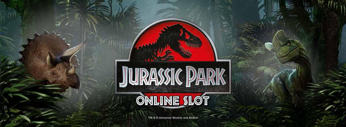 Jurassic park online slot