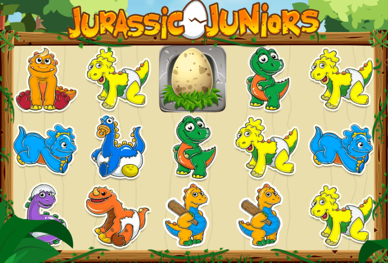 Jurassic Juniors Gameplay
