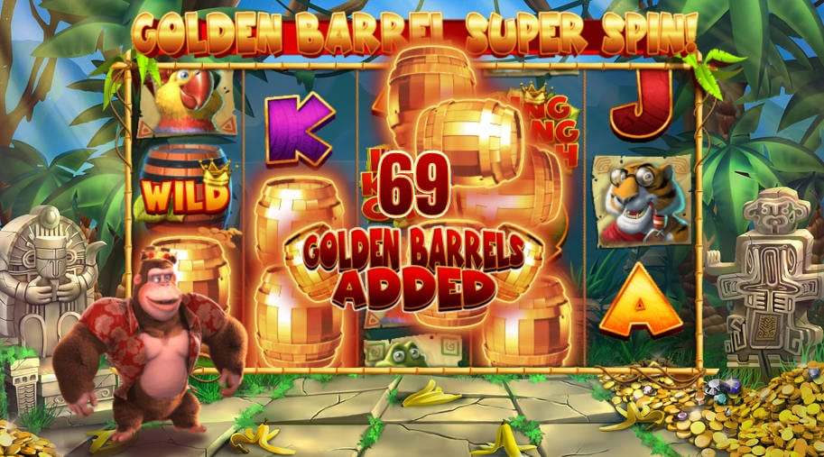 King Kong Cash Bonus Slots