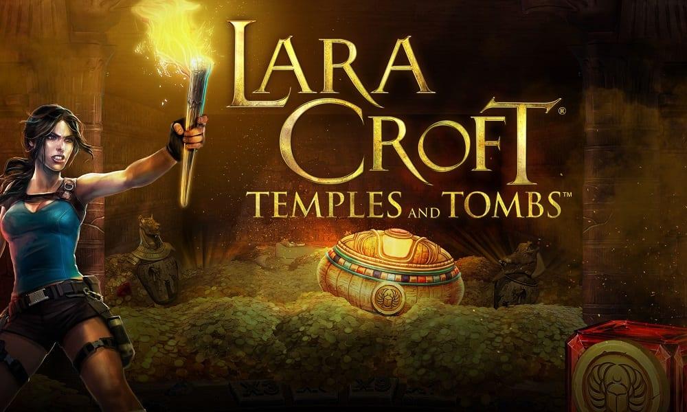 Lara Croft: Temples and Tombs Slot Wizard Slots