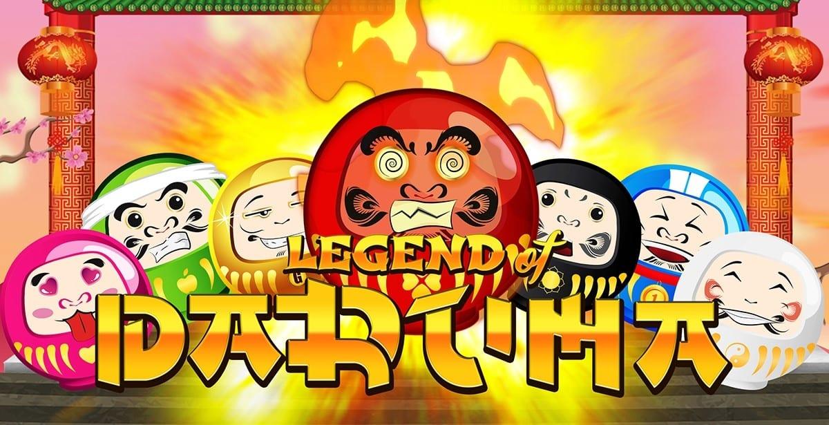 Legend of Daruma slot