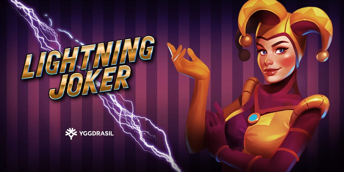 Lightning Joker Slot Wizard Slots