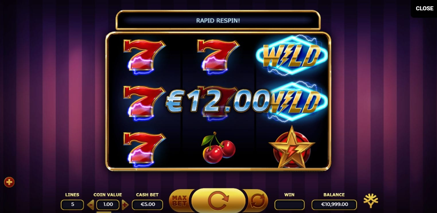 Lightning Joker Slots Game