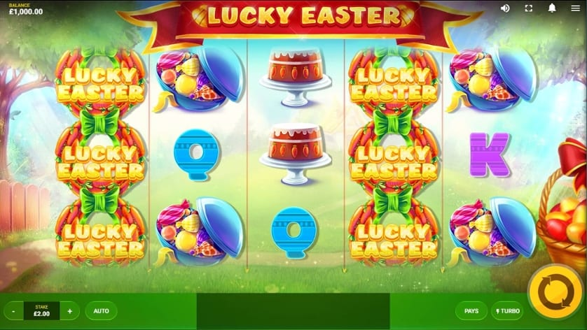 Lucky Easter Free Slots