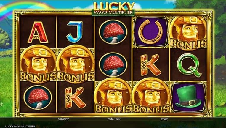 Lucky Ways Multiplier Slots