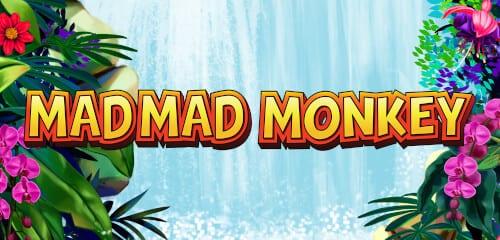 Mad-Mad_Monkey Wizard Slots
