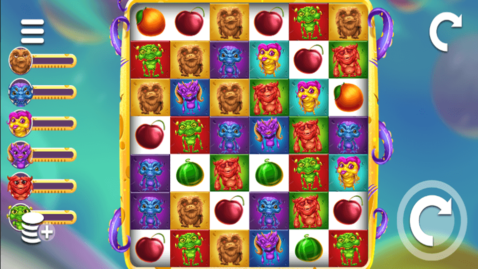 Mad Monsters Slot Game