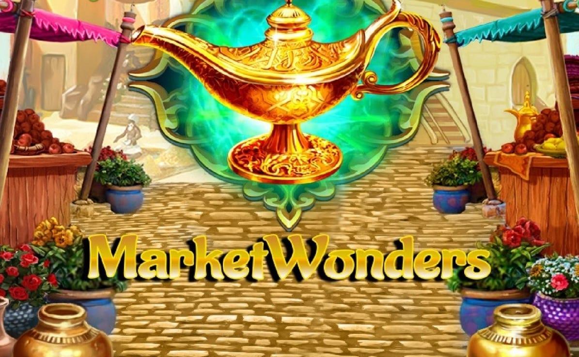 Market Wonders Slots Games