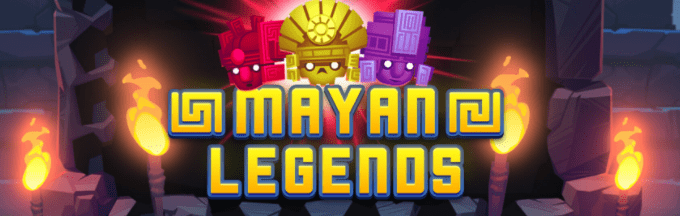 Mayan Legend Logo