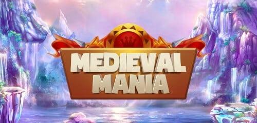 Medieval Mania Slot Logo Wizard Slots