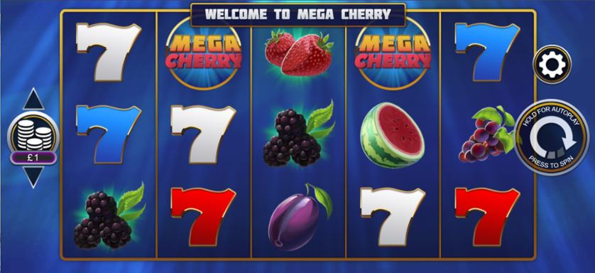 Mega Cherry Slots UK